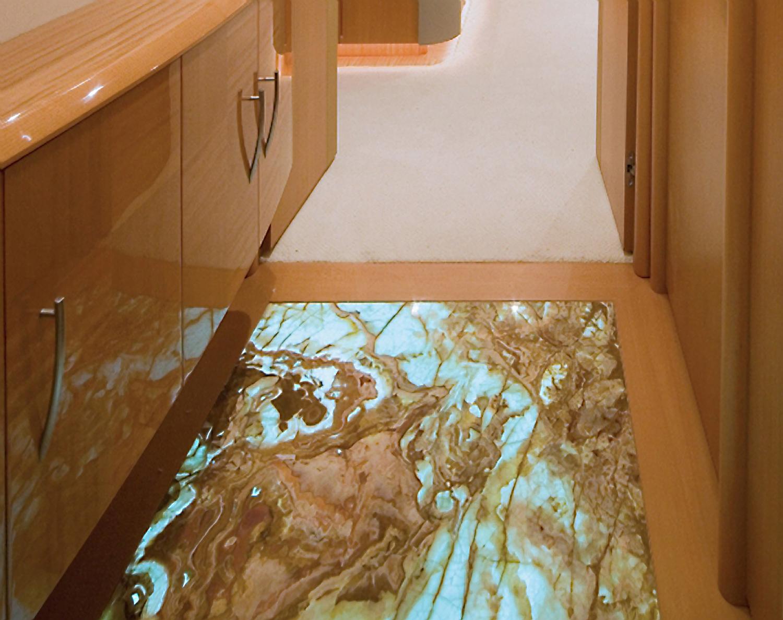 Onyx Stone Flooring : January light tape uk s