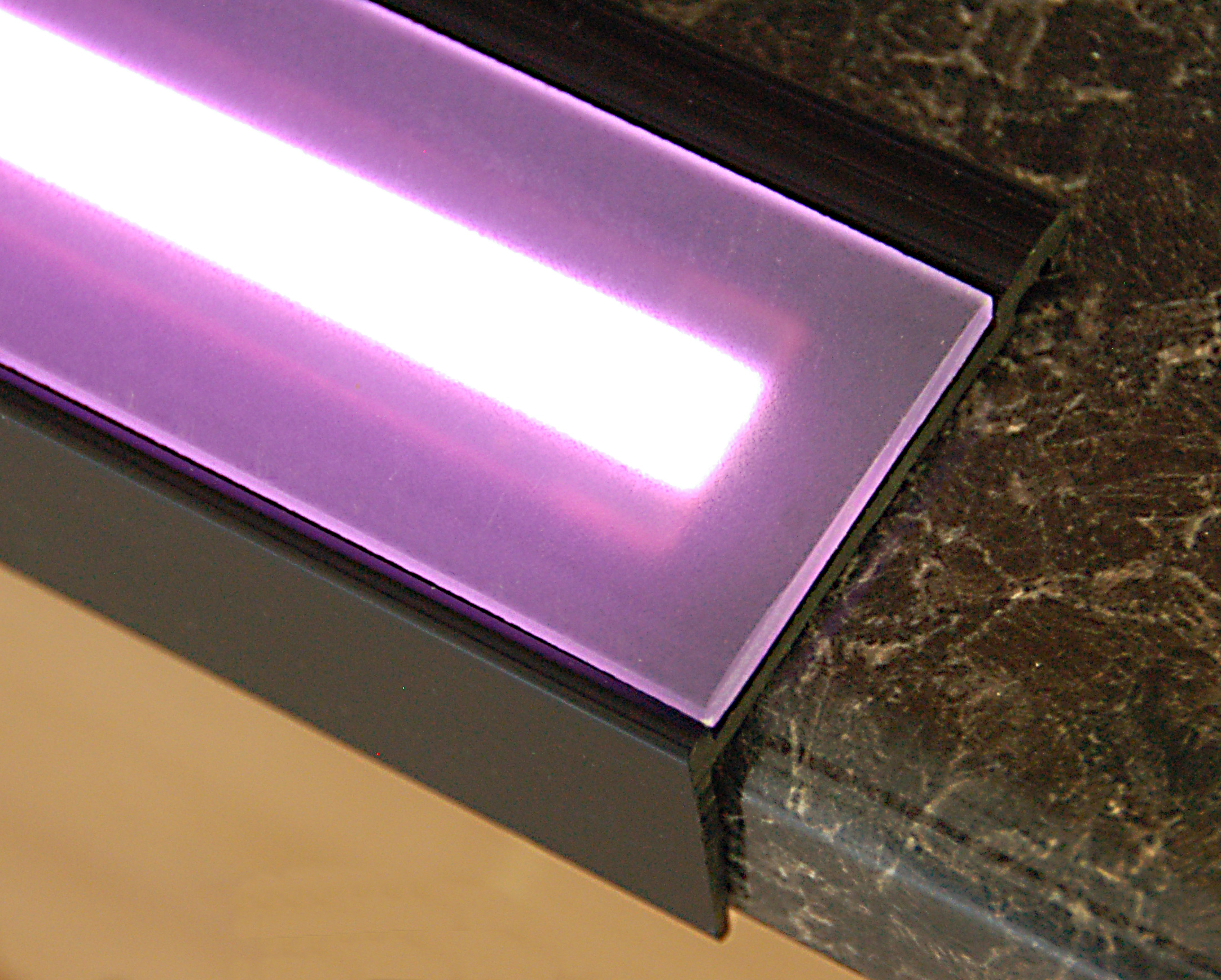 LumaGrip™ A Step Change In Anti Slip, Illuminated Nosing Technology.