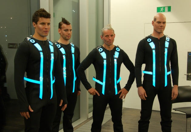 Tron Light Tape costumes