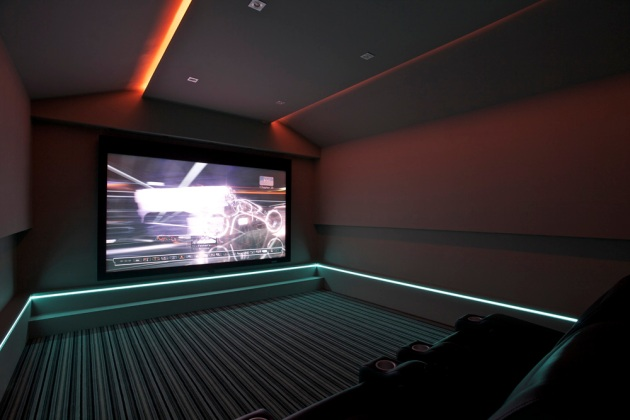 Light Tape® Home Theatre Lighting by Finite Solutions Leeds UK