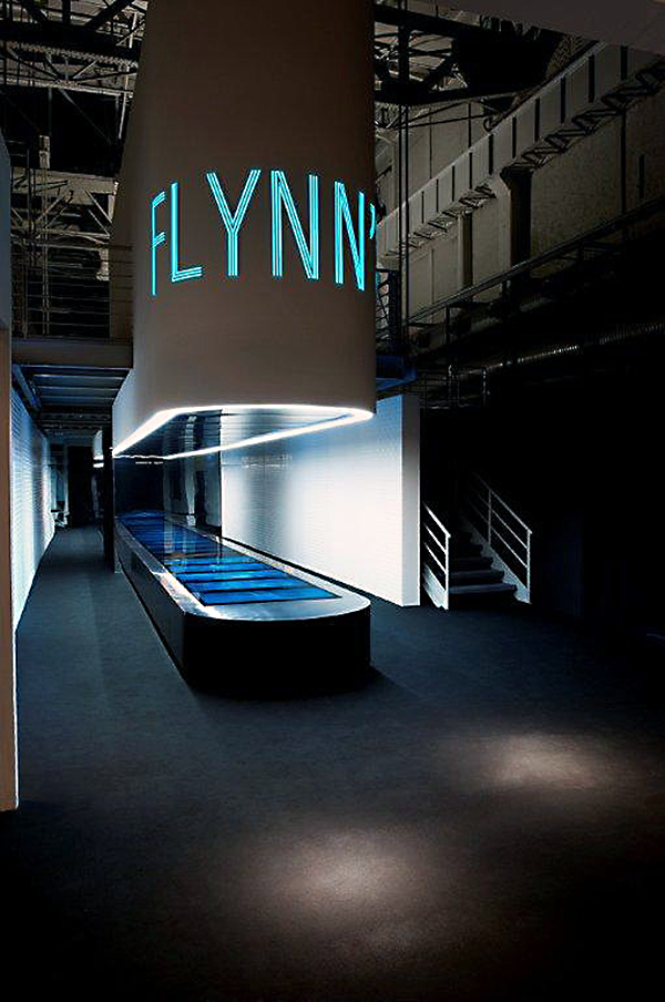 Tron Light Tape Flynn's Corian
