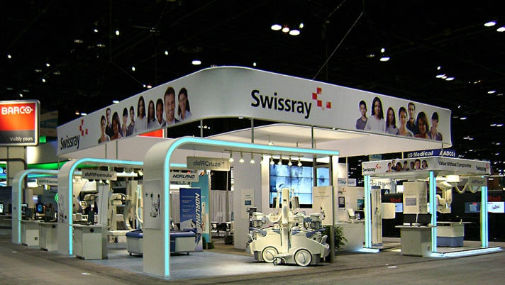 Light Tape Swissray Stand