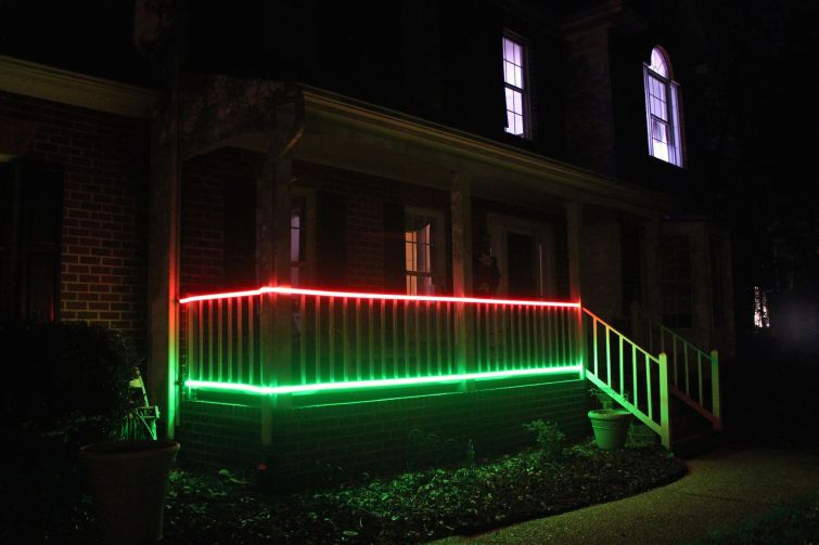 Light Tape Xmas Lights