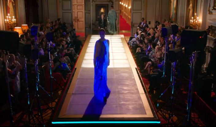 Light Tape Catwalk The Royals