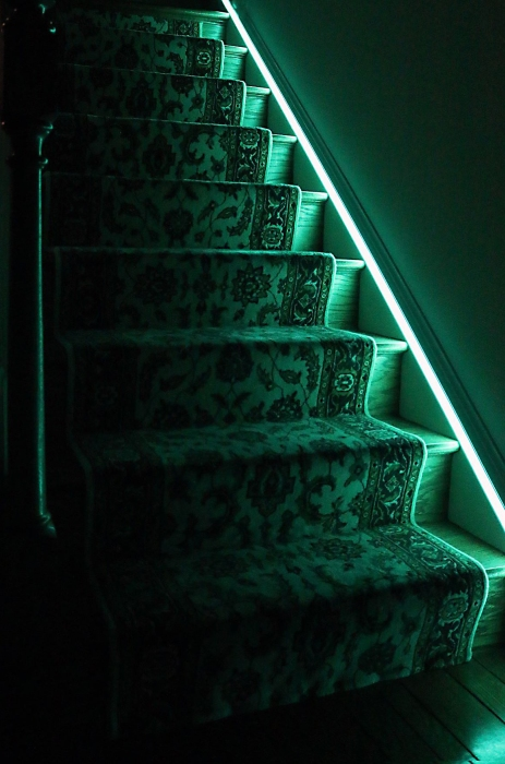 Light Tape Home Stairs